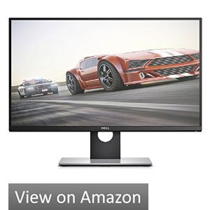 Dell S2716DG Bezel-Less Gaming Monitor