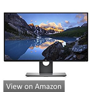 Dell U2718Q 4K Bezel Less Monitor