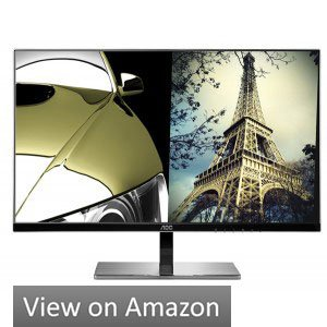 AOC i2777fq 27-inch IPS Monitor With Speakers