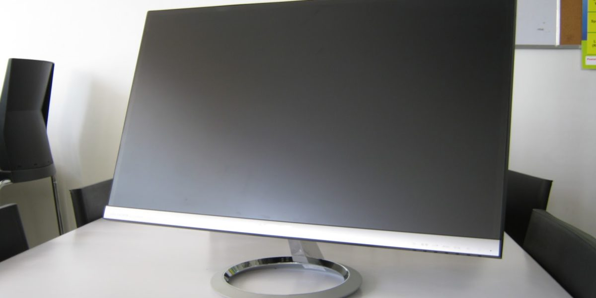 ASUS Designo MX279H Frameless Monitor Review