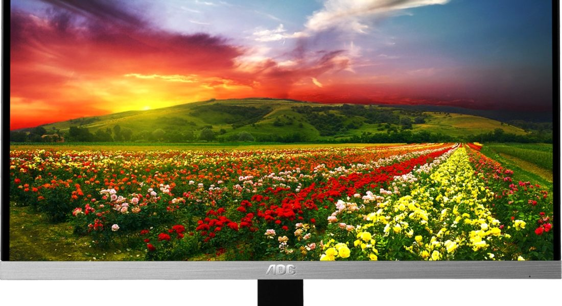 AOC i2267FW Frameless LED Monitor Review