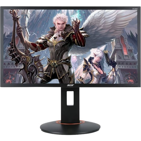 Acer XF240H Display