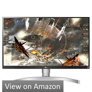 LG 27UK650-W PS4 Pro and Xbox One X Monitor
