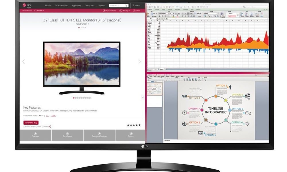LG 32MA68HY-P 32 Inch IPS Monitor Review