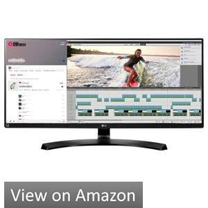 LG 34UM88-P Software Development Monitor